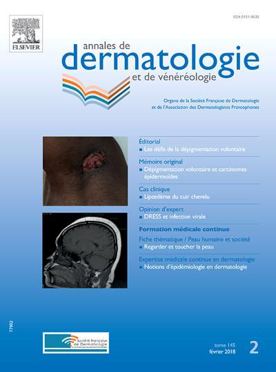 Abonnement Magazine Dermatologie