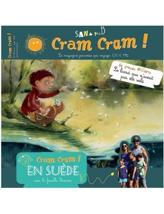 abonnement cram-cram 6 à 9 ans / Enfance