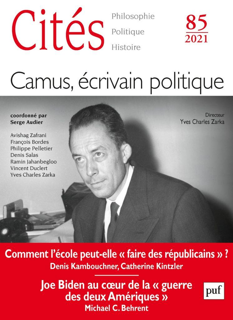 Abonnement Cités- philosophie politique histoire