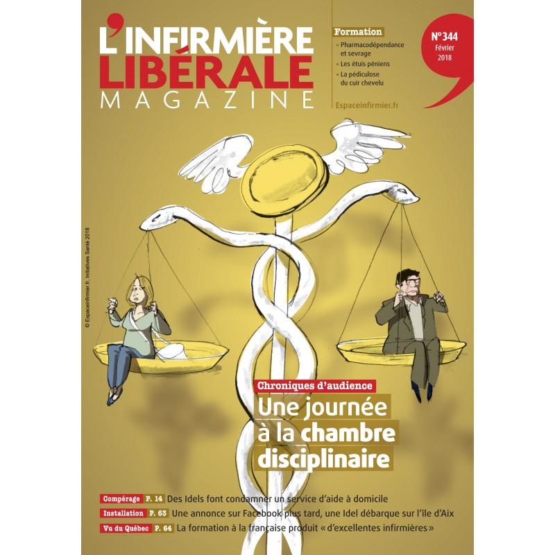 Abonnement L'Infirmière libérale magazine