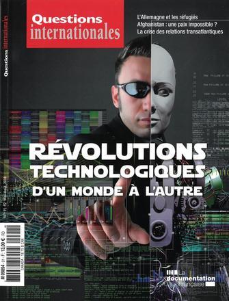 Questions internationales Abonnement - Magazine Politique