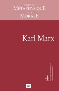 Abonnement La Revue de métaphysique et de morale