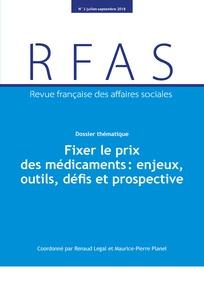 Abonnement Revue française des affaires sociales