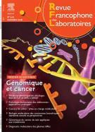 Abonnement Revue francophone des laboratoires