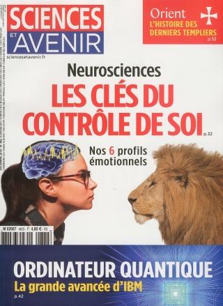 abonnement Magazine Sciences et Avenir
