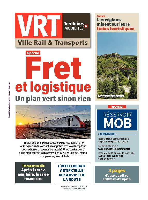 Ville, Rail et transport