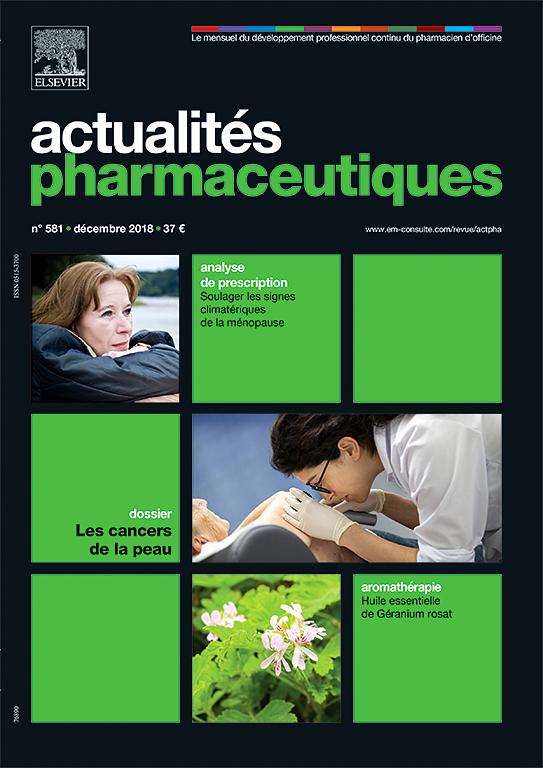 Abonnement Actualités pharmaceutiques