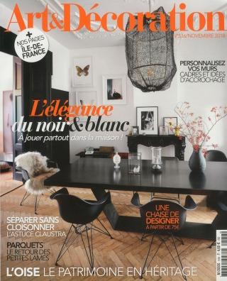 Abonnement Art Et Décoration Magazine Décoration Uni Presse