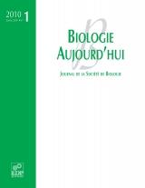 Abonnement Biologie Aujourd'hui version papier + web