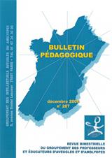 Abonnement Le Bulletin pédagogique