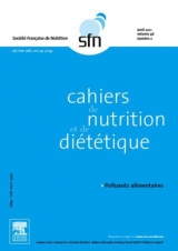 Cahiers de nutrition et de diététique
