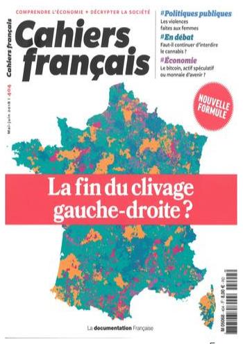 Abonnement Cahiers français