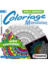 Abonnement Coloriage mandalas XXL