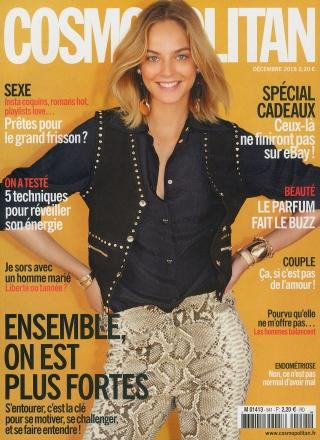 Abonnement Cosmopolitan magazine mode et bonne humeur