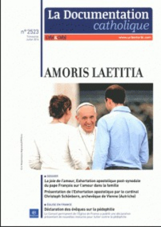 Abonnement La documentation Catholique