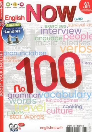 English Now Abonnement