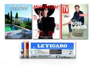 Abonnement Figaro