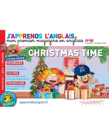 Abonnement J'apprends l'anglais