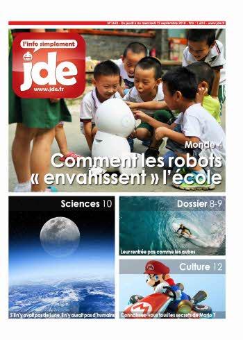 Abonnement Le Journal des Enfants