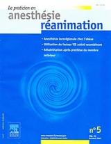 Abonnement Le Praticien en anesthésie – réanimation