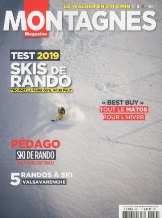 Abonnement Montagnes magazine