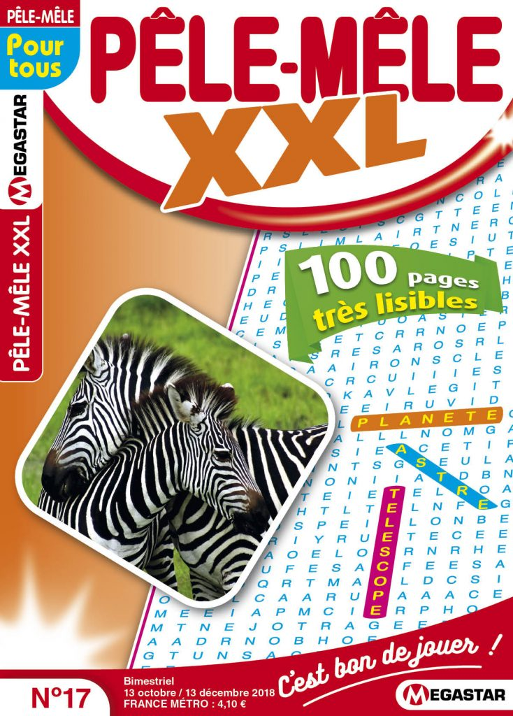 Abonnement Pèle-Mêle XXL