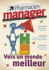 Abonnement Pharmacien Manager