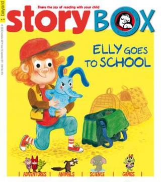 STORY BOX ( pour une livraison à domicile )