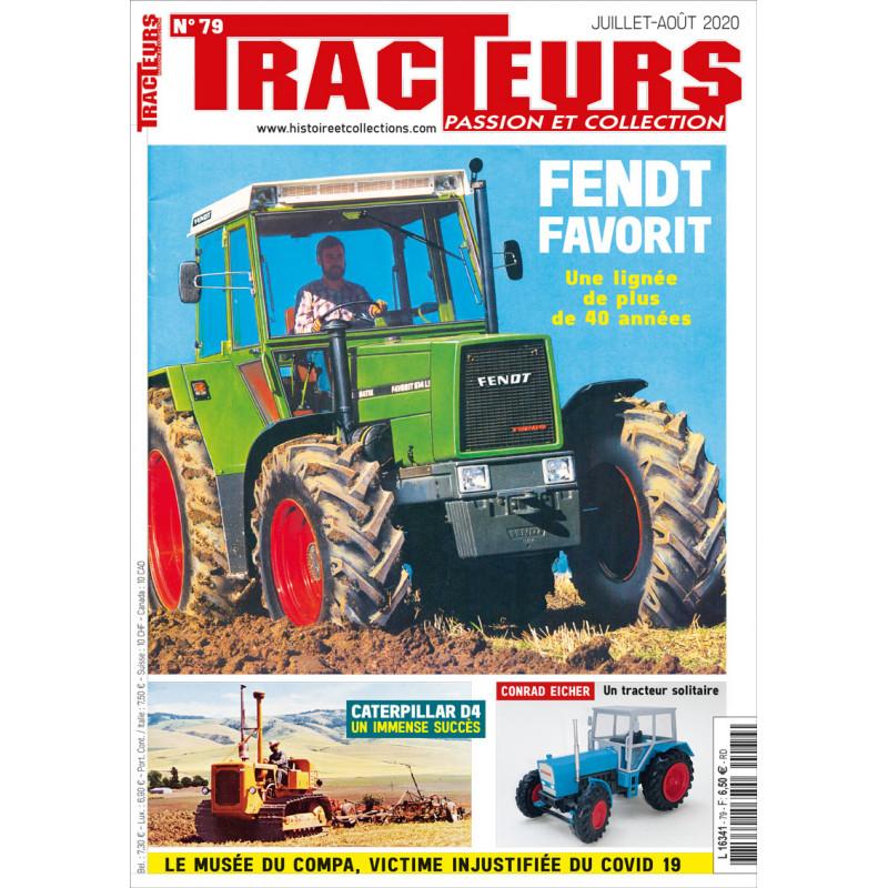 Abonnement Tracteurs passion et collections