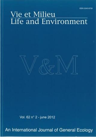 Abonnement Vie et Milieu- Life and Environment