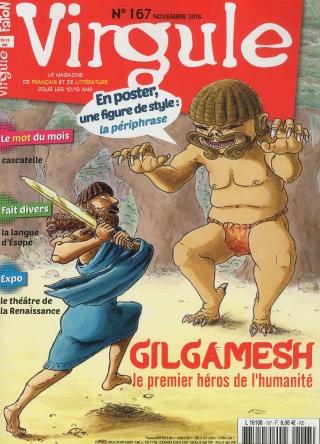 Virgule Abonnement - Magazine Littérature Enfants 12 à 15 ans
