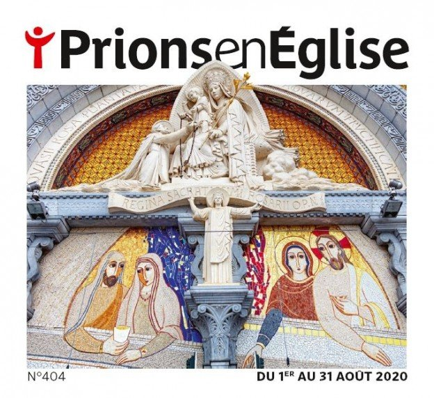 Prions en église