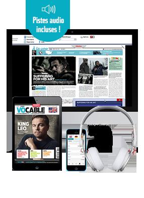 Abonnement Vocable anglais – numérique Karaoké