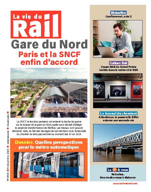 Abonnement La vie du rail