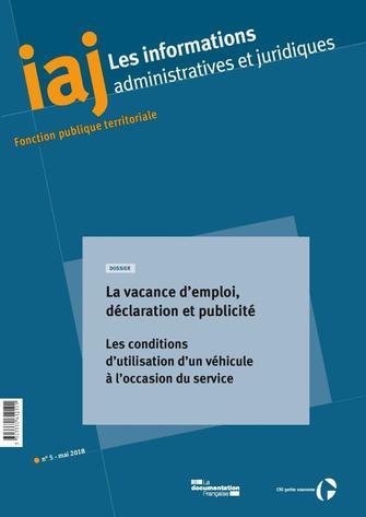 Abonnement Les Informations administratives et juridiques