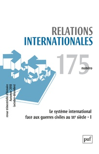 Abonnement Relations internationales