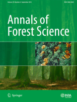 Abonnement Annals of Forest Science