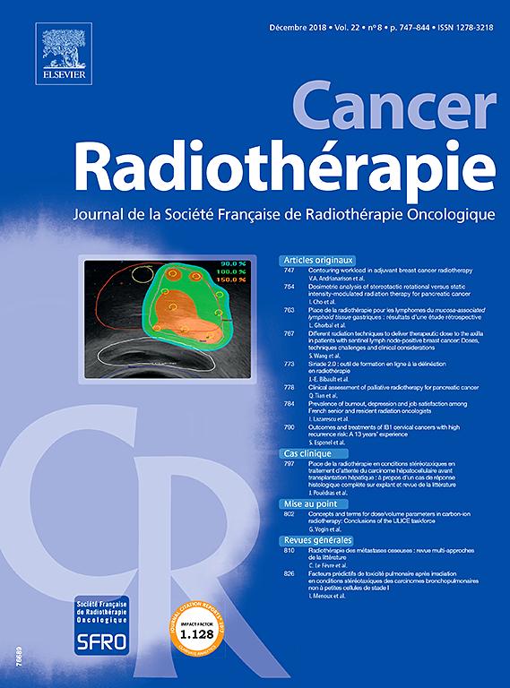 Abonnement Cancer/ Radiothérapie