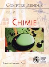 Abonnement Comptes-rendus Chimie