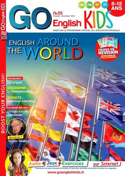 abonnement go english kids