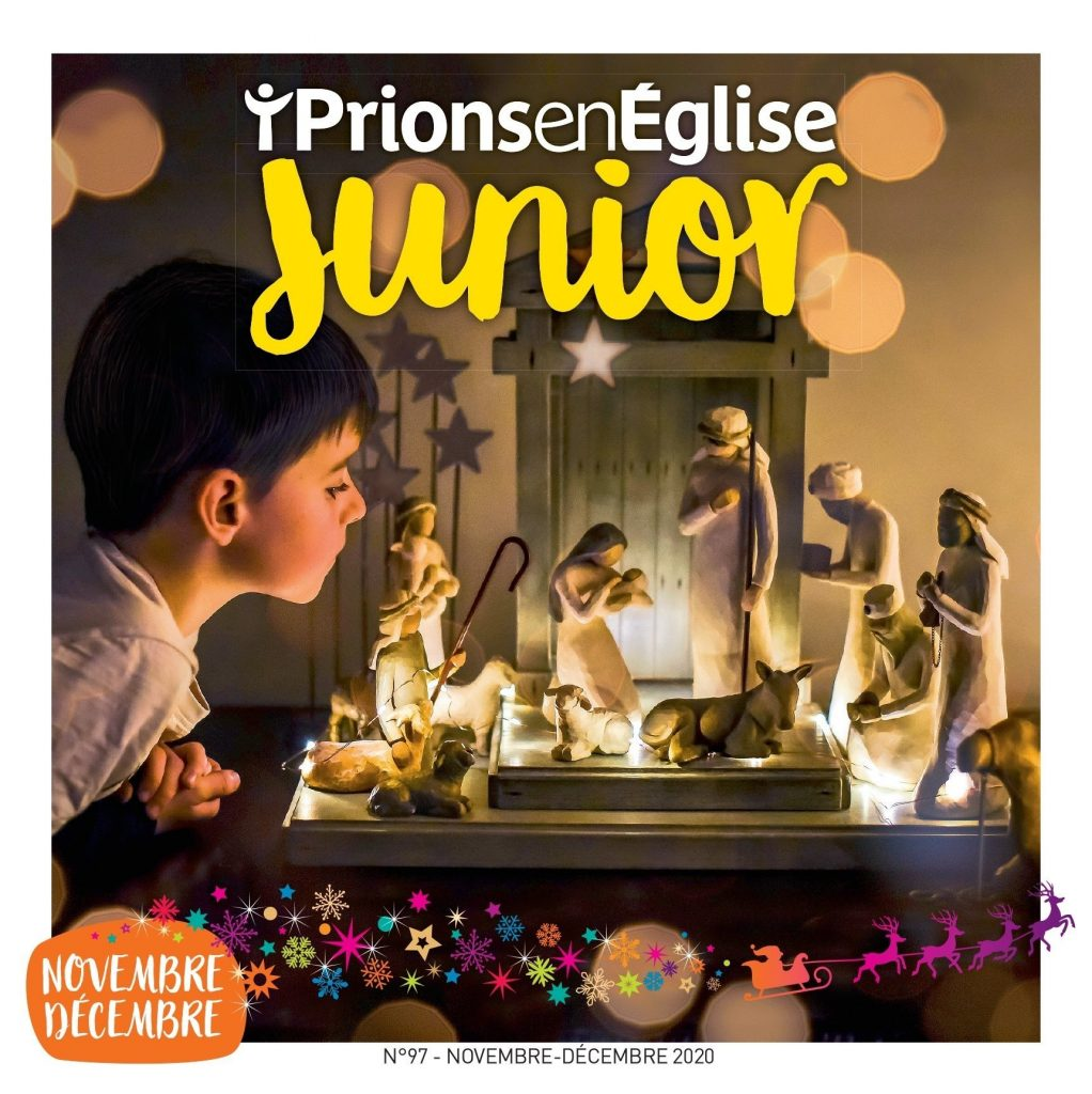Abonnement Prions en église – junior