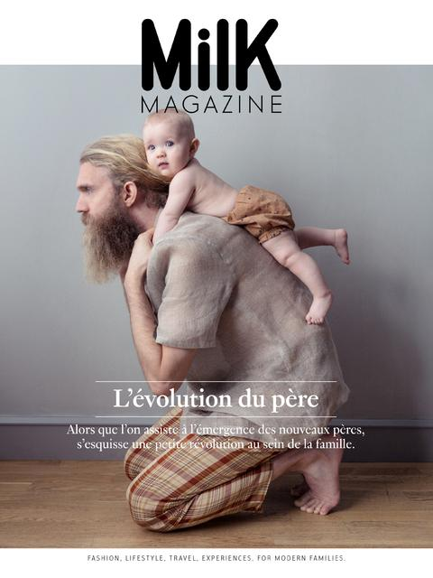Abonnement Milk Magazine