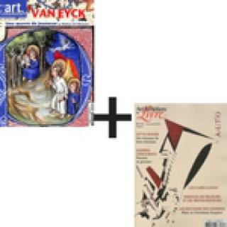 Arts et métier du livre + Art de l'enluminure