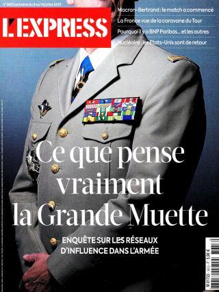 Abonnement l'Express magazine actualités générales