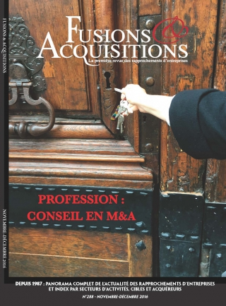Abonnement Fusions & acquisitions
