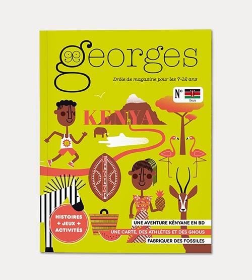 GEORGES ( pour une livraison à domicile )