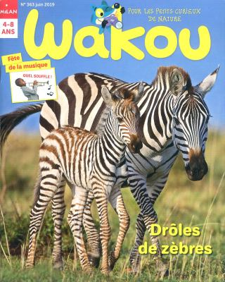 Wakou - The friendly animal magazine