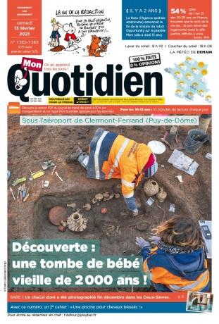 Abonnement Magazine Mon Quotidien