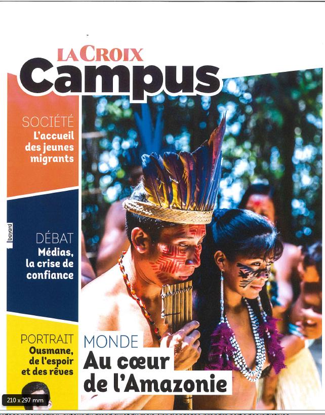 Abonnement La Croix Campus