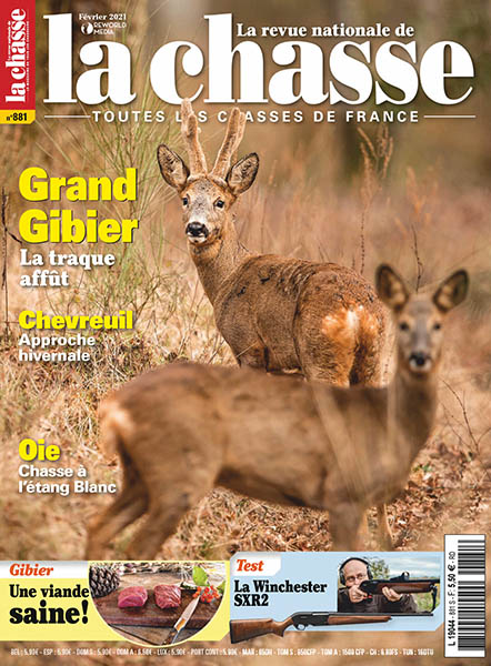 La revue National de la Chasse Abonnement Magazine